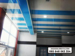 Pasang Plafon PVC Solo Jasa Solo Raya